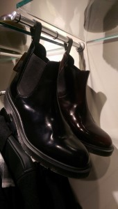 Dr. martens Made in England Chelsea boots.